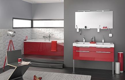 Aperçu Inspiration meubles de salle de bains chez DELPHA