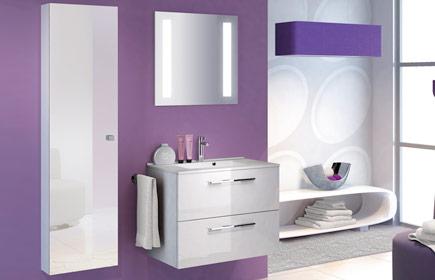 Aperçu Graphic GO70C meubles de salle de bains chez DELPHA