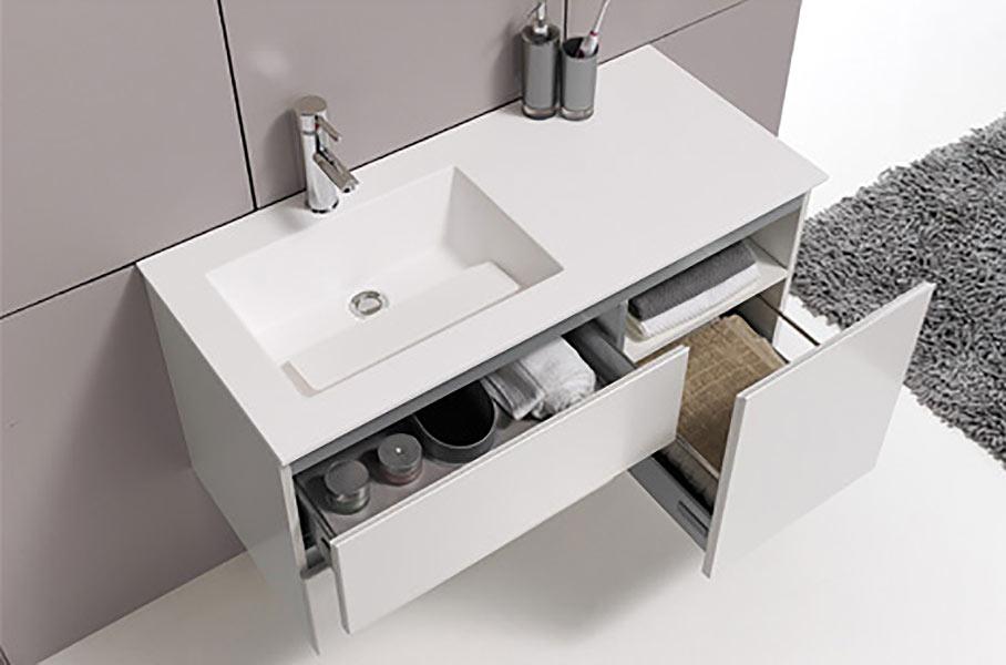 Meuble salle de bain ibx delia atout kro for Ajax gel salle de bain
