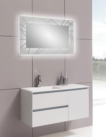 Aperçu Delia meubles de salle de bains chez IBX