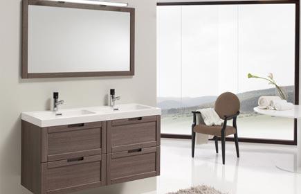 Aperçu Greta 120 meubles de salle de bains chez IBX
