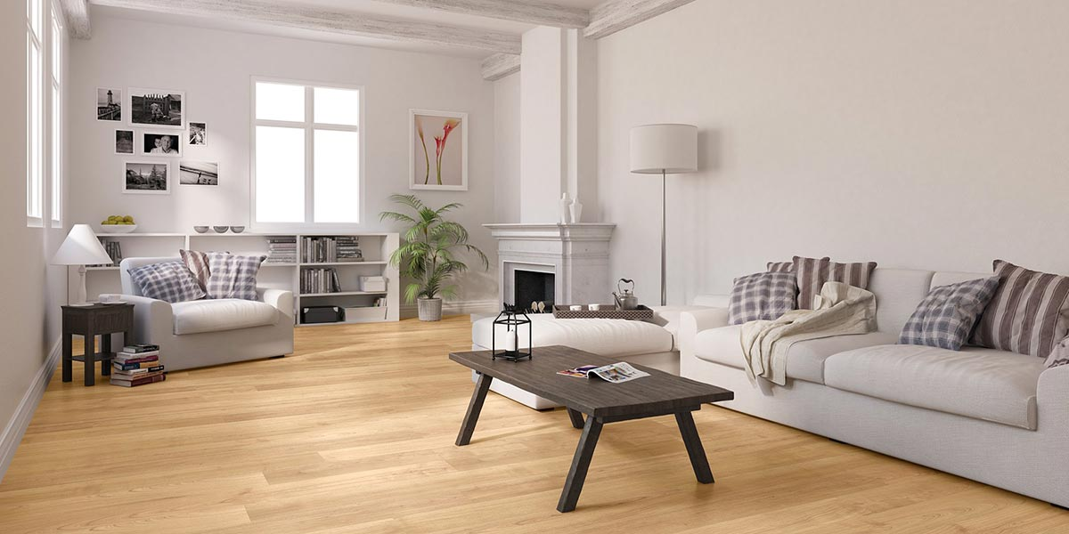 Parquet Cerisier verni naturel de Quick Step 3