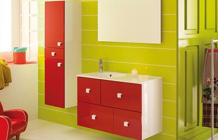 Aperçu Ritmo meubles de salle de bains chez SANIJURA