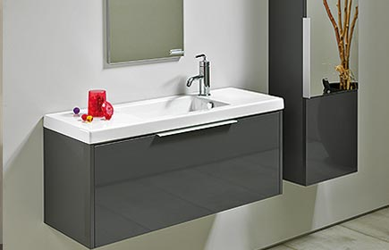 Aperçu XS meubles de salle de bains chez SANIJURA