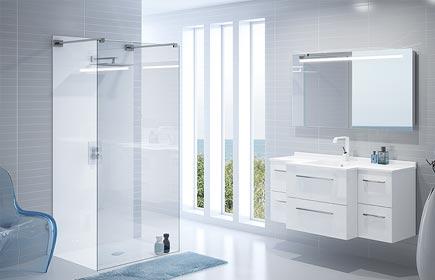 Aperçu City meubles de salle de bains chez AMBIANCE-BAIN