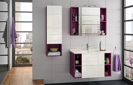 Aperçu Open meubles de salle de bains chez AMBIANCE-BAIN