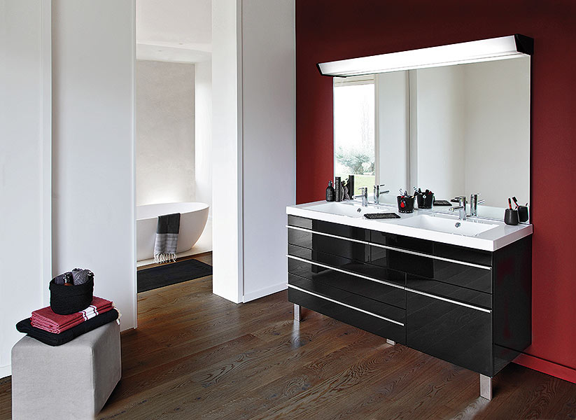 meuble salle de bain decotec rivoli atout kro. Black Bedroom Furniture Sets. Home Design Ideas