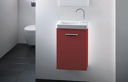 Aperçu Tic tac meubles de salle de bains chez DECOTEC
