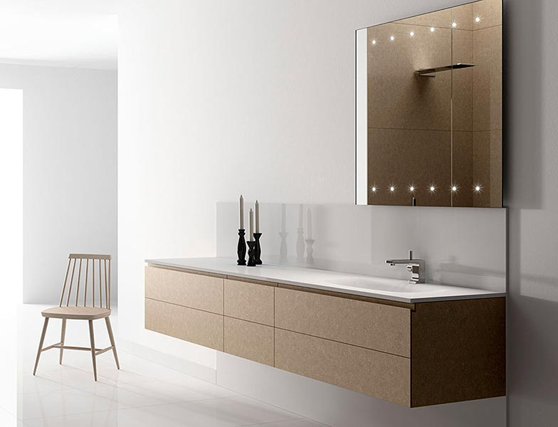 meuble salle de bain artelinea monolite collection atout kro. Black Bedroom Furniture Sets. Home Design Ideas