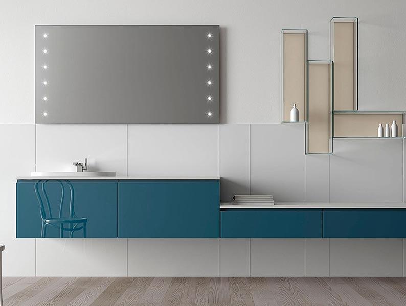 Meuble salle de bain artelinea monolite collection atout kro for Ajax gel salle de bain