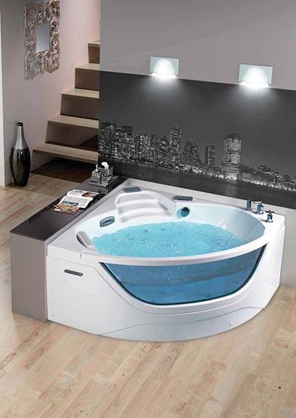 baignoire balneo 180x80 perfect baignoire x with. Black Bedroom Furniture Sets. Home Design Ideas