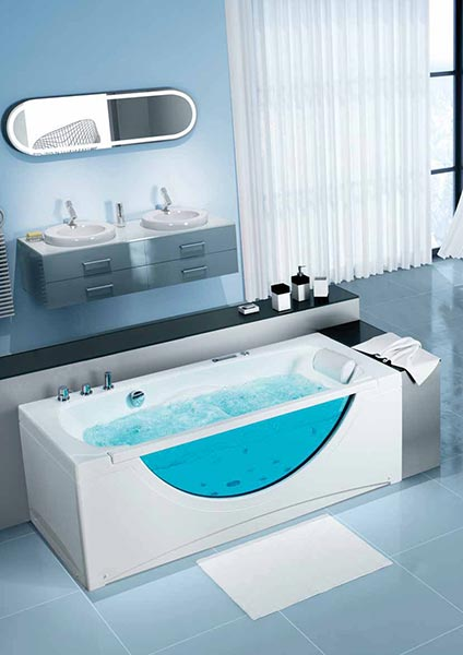 Baignoire Balneo Fabrication Francaise Idees Decoration Idees