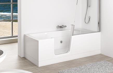 baignoires baignoire baignoire balneo atout kro. Black Bedroom Furniture Sets. Home Design Ideas