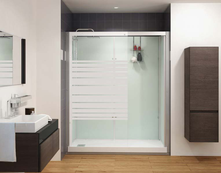 cabine de douche design kinedo kinemagic atout kro. Black Bedroom Furniture Sets. Home Design Ideas
