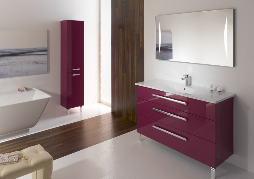 meuble salle de bain burgbad essento atout kro. Black Bedroom Furniture Sets. Home Design Ideas