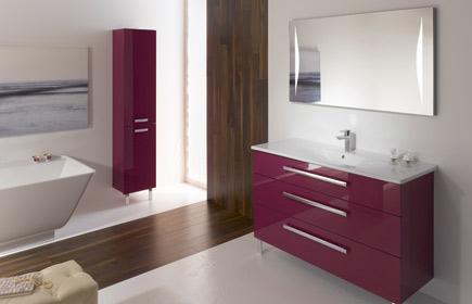 Aperçu Essento meubles de salle de bains chez BurgBad