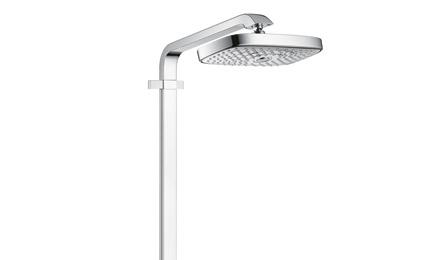 Aperçu Colonne Showerpipe robinetterie chez Hansgrohe
