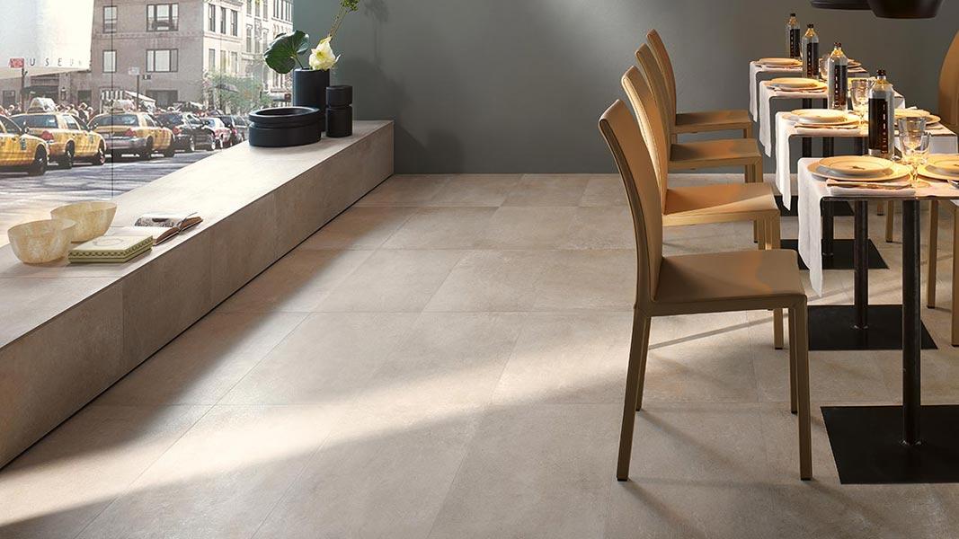 Carrelage ciment flaviker urban concrete atout kro for Carrelage urban grey