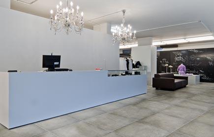 Aperçu Agora Carrelage sol d'intérieur chez Energieker