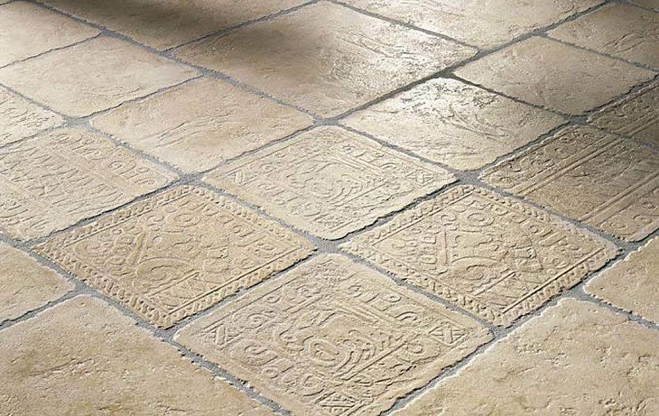 Carrelage imitation pierre settecento maya azteca atout kro for Carrelage imitation pierre
