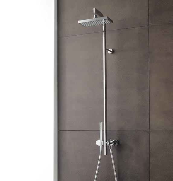 Colonne de douche treemme cut atout kro - Installation colonne de douche hauteur ...