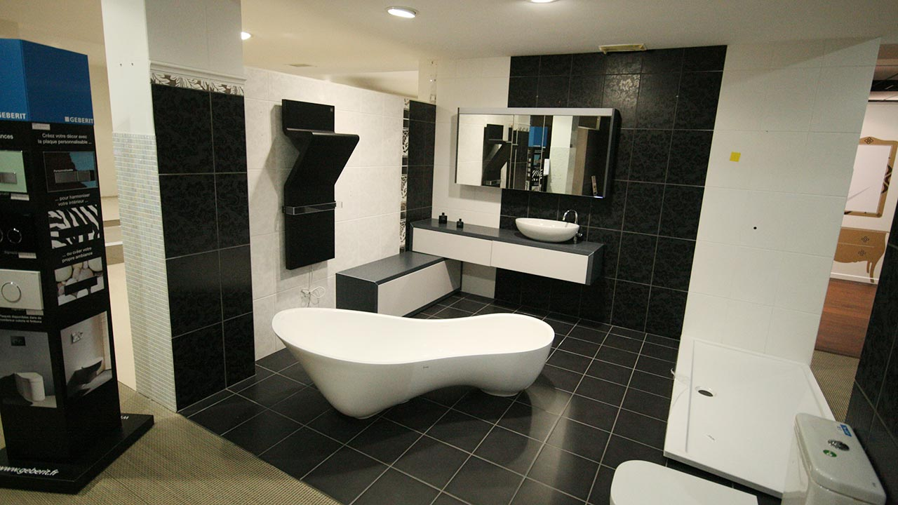 showroom carrelage salle de bain perpignan atout kro. Black Bedroom Furniture Sets. Home Design Ideas